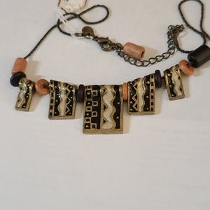 Vintage Chicos Necklace 24 inches